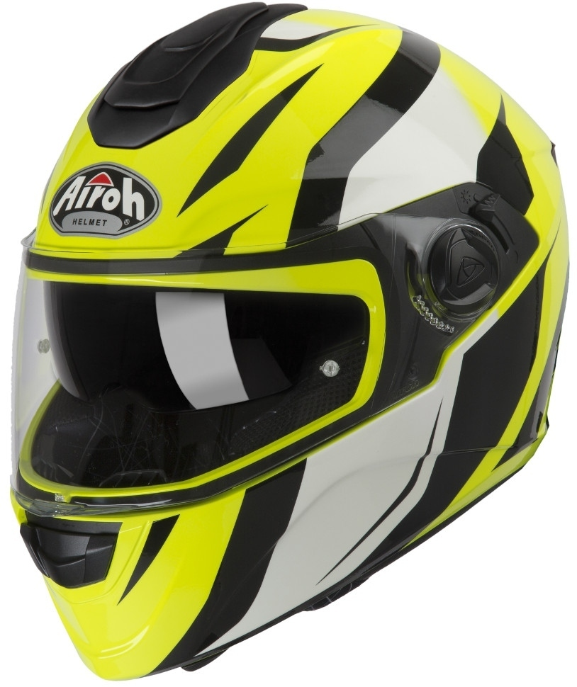 Airoh ST 301 Tide Helm Gelb XS