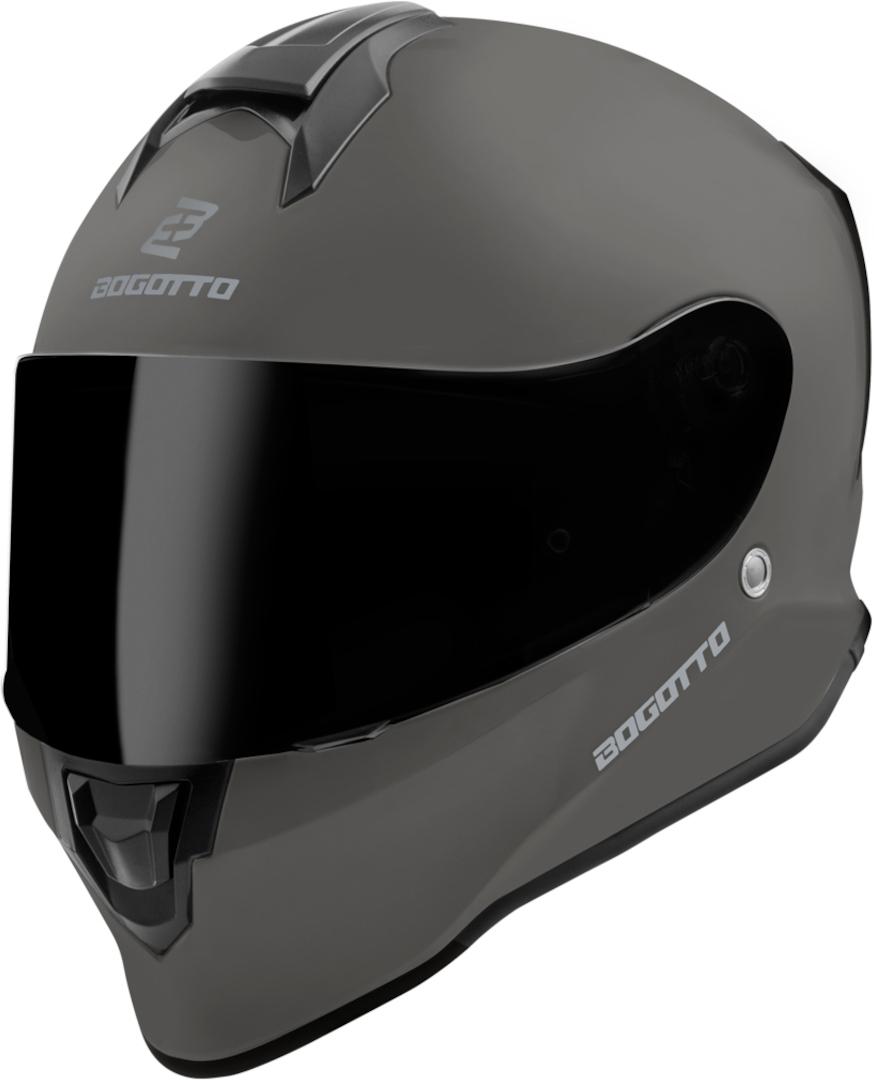 Bogotto V151 Helm, silber, Größe XS, silber, Größe XS