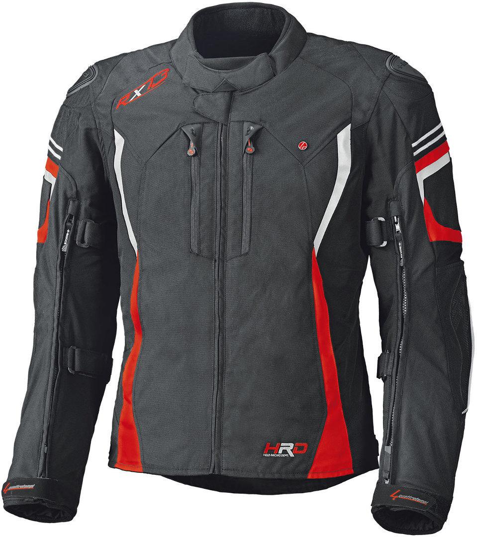 Held Luca GTX Textiljacke Schwarz Rot XS
