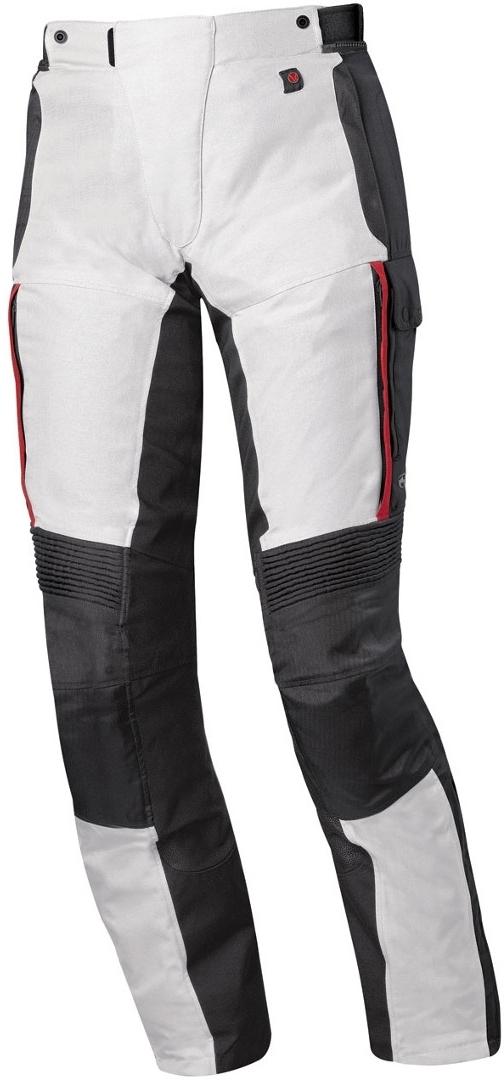 Held Torno II Gore-Tex Motorrad Textilhose Grau Rot S